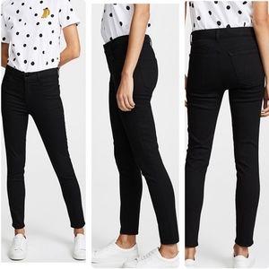 J Brand Alana Super Skinny High Rise Jeans 24